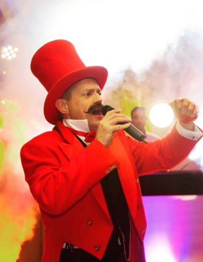 Greatest showman entertainment
